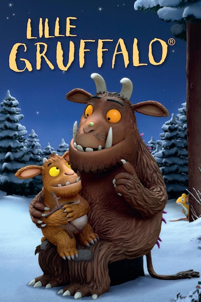 Lille Gruffalo (Norsk tale)