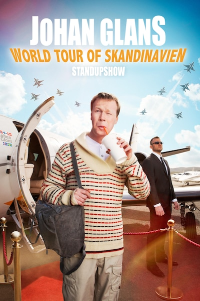 Johan Glans World Tour of Skandinavien