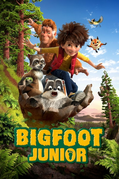 Bigfoot Junior (Dansk tale)