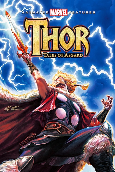 Thor: Tales of Asgard (Norsk tale)