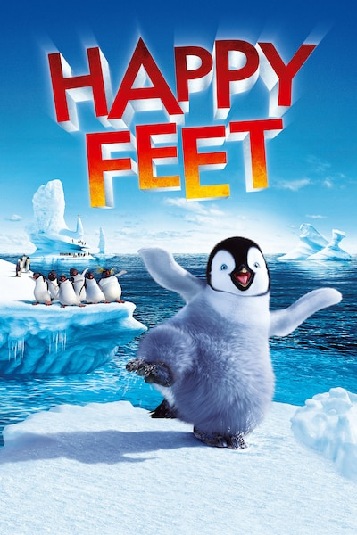 Happy Feet (Svenskt tal)