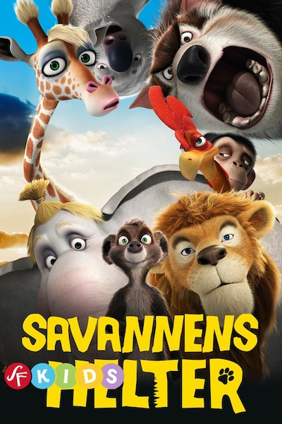 Savannens helter (Norsk tale)