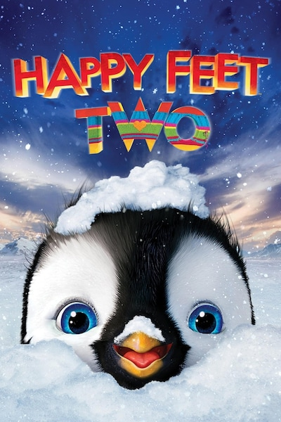 Happy feet 2 (Svenskt tal)