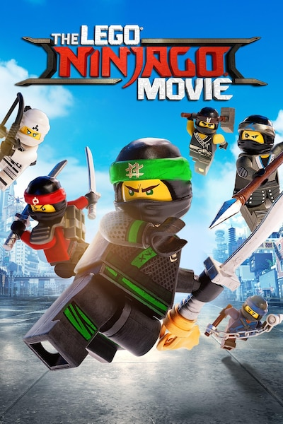 The Lego Ninjago Movie (Svenskt tal)