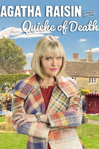 Agatha Raisin – The Quiche of Death