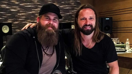 Chris i LA del 4: Träffar Max Martin i Hollywood-studion