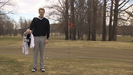 Idol 2014: Kommer golfproffset Erik Grahns audition imponera på Idol-juryn?