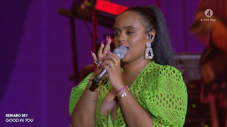 Seinabo Sey - Good In You (Way Out West 2019)