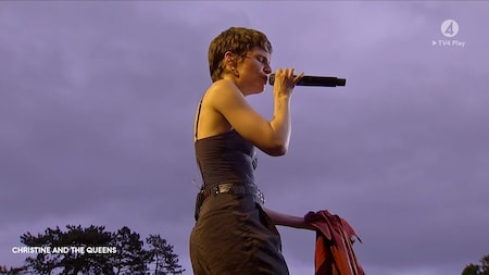 Christine and the Queens – Saint Claude (Way Out West 2019)
