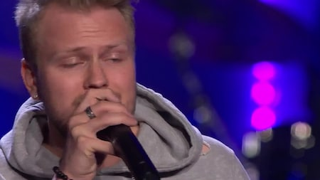 Se Freddie Liljegren sjunga Love Me Like You Do av Ellie Goulding i slutaudition -Idol 2019.