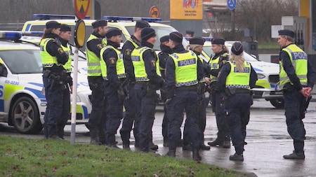 Operation Rimfrost: Polisen om läget just nu