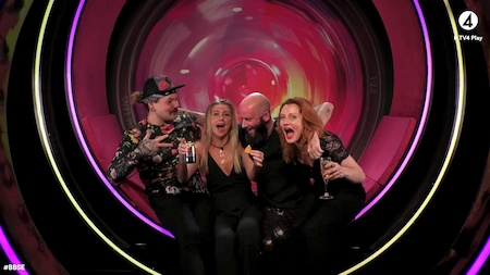 Big Brother 2020: Pink Room och Team Rainbow