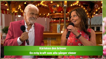 Medley med Hasse Andersson & Lotta