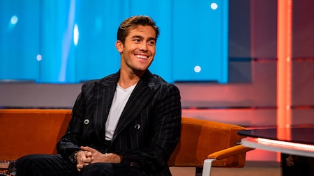 Benjamin Ingrosso får eget TV-program