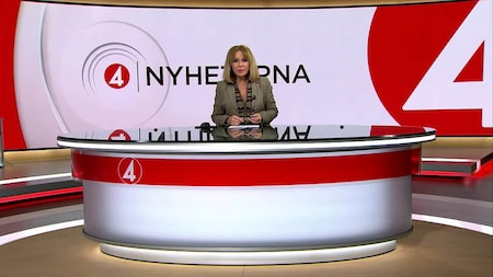 Nyheterna 19.00 12 april 2021