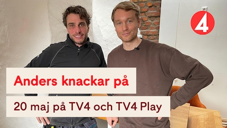 Anders knackar på | Trailer | 20 maj på TV4 och TV4 Play