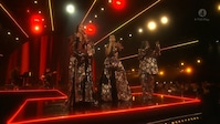 "Janice, Sabina Ddumba och Molly Hammar - ""Feeling Good"""