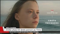 Time utser Greta Thunberg till årets person