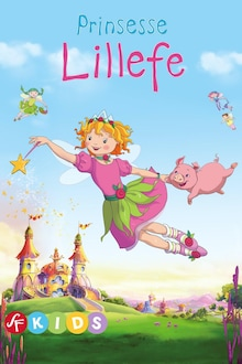 Prinsesse Lillefe (Norsk tale)