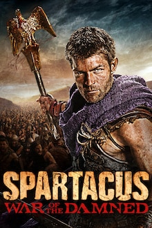 Spartacus: War of the Damned (S3)