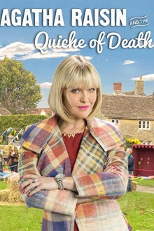 Agatha Raisin: The Quiche of Death