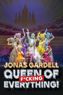Jonas Gardell - Queen of fucking everything
