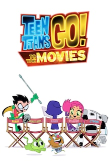 Teen Titans Go! To the Movies (Dansk tale)